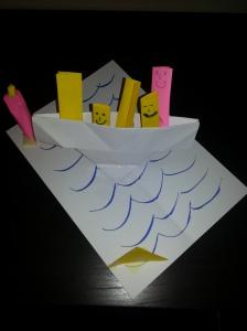 Att föra skeppet till en säker hamn!